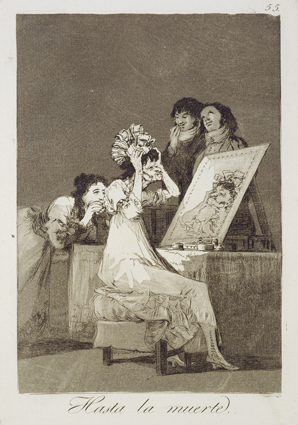 francisco goya werk